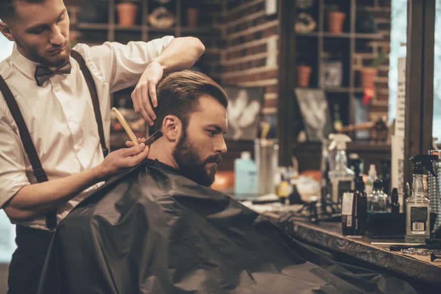 صندلی آرایشگاه مردانه
